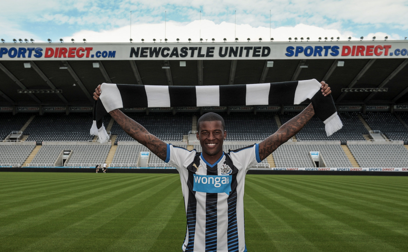 "Meet NUFC new-boy Georginio ""Gini"" Wijnaldum"