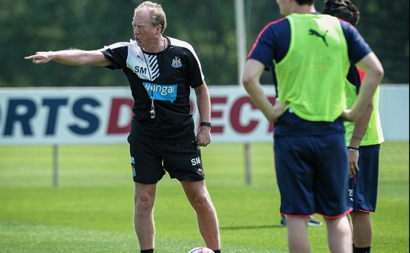Newcastle United Need a Change of Identity