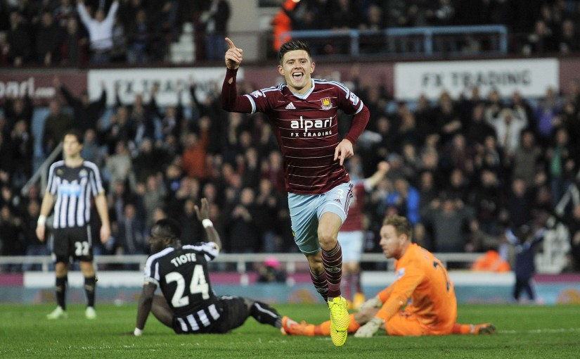 Aaron Cresswell, West Ham United.